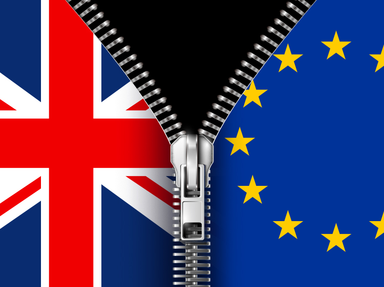 What is the impact of Brexit on ecommerce in Europe?